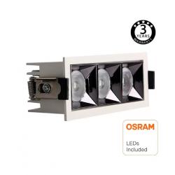 Empotrable LED 15W OSRAM...