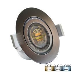 Empotrable LED 7W Circular...