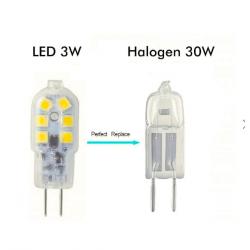 Bombilla LED G4 2,5W blanco...