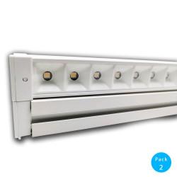 Barra LED 28W Lineal HALLE...