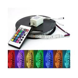 Pack Tira LED 14.4W RGB +...