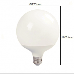 Bombilla LED Globo 18W E27...
