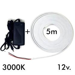 Pack Tira Neón 3000K LED...