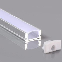 Perfil Aluminio Alas 2m....