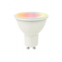 Dicroica LED GU10 5W RGB+W...
