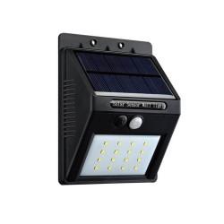 Aplique Solar con Sensor de...