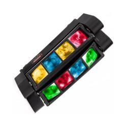 Cabeza Móvil Doble LED 24W...