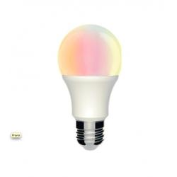 Bombilla LED RGB+W 10W 270º...