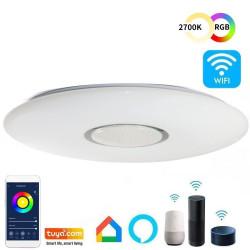 Plafón LED 24W WiFi SMART...