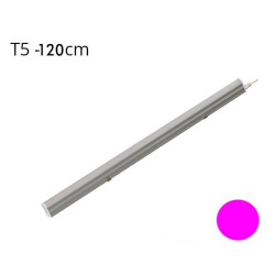 Regleta LED T5 18W 120º G13...