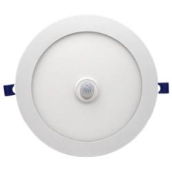 Placa LED Circular 20W con...