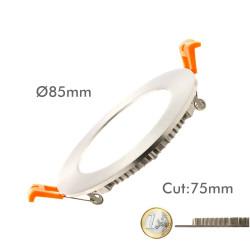 Placa LED Slim Circular 5W...