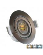 Downlight placas y plafones led