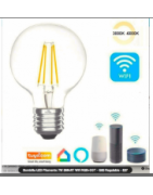 Bombillas LED smart Wifi