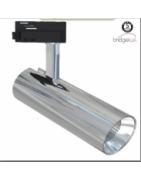 Iluminación LED Carril