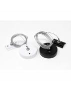 accesorios para carril led trifásico
